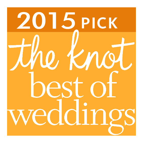 The Knot: best of weddings 2015 Pick
